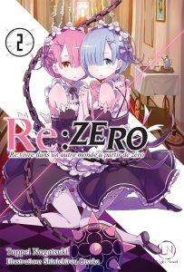 re zero fr vf scan roman