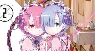 rezero fr vf scan tome 2