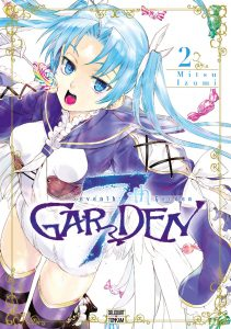 seventh garden manga fr vf scan tome 2