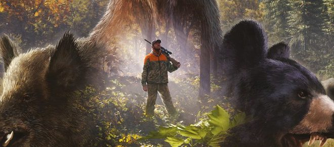 the hunter call of the wild_PS4 jaquette