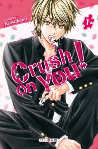 crush on you fr vf scan manga soleil
