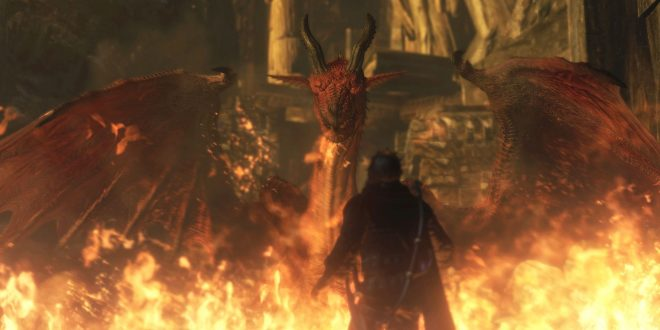 Dragon's Dogma : Dark Arisen, le test vidéo du dragon sur PS4