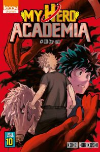 my hero academia 10 fr vf scan manga