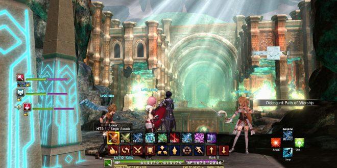 Sword Art Online : Hollow Realization revient en Deluxe Edition pour PC