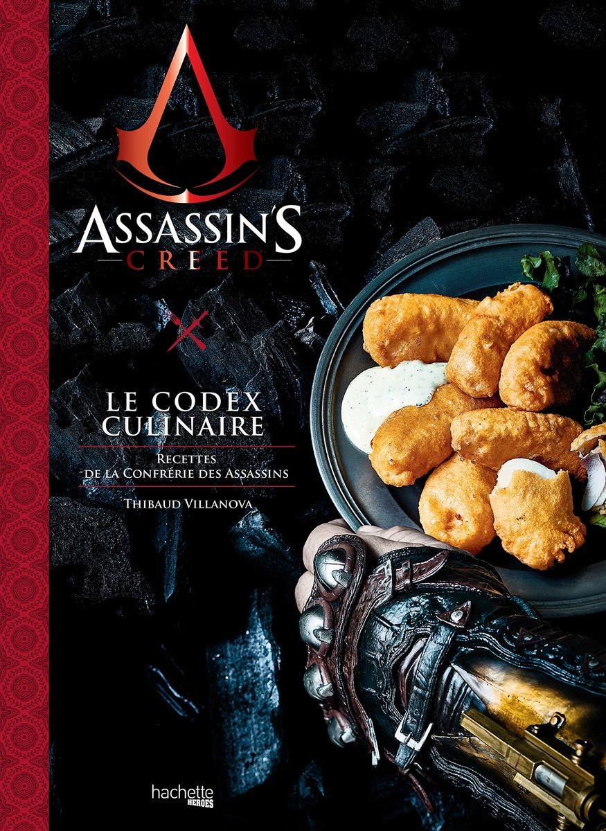 Assassin 39 s creed d barque chez hachette heroes news - Livre de cuisine hachette ...