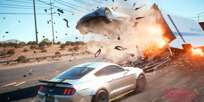 Need for Speed revient, le test de Payback