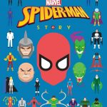 Spiderman-Story-hachette-hearoes-livre-book1