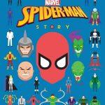Spiderman-Story-hachette-hearoes-livre-book1
