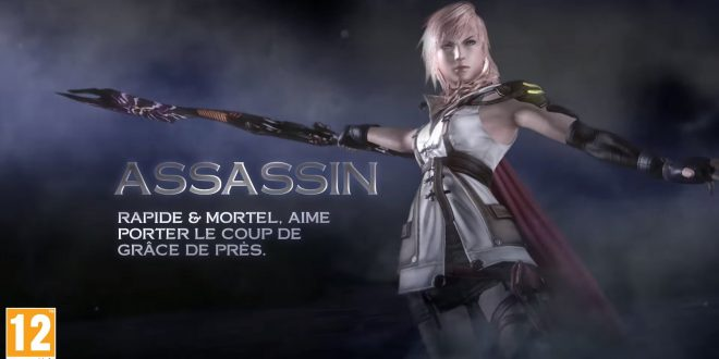 dissidia final fantasy nt gameplay fr vf