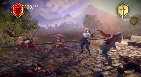 hand of fate 2 ps4 vf fr gameplay test avis_02