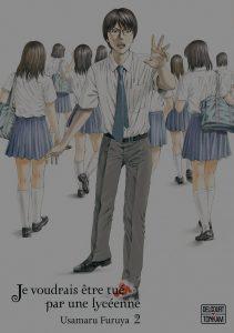 je voudrais etre tue par une lyceenne 2 fr vf scan manga