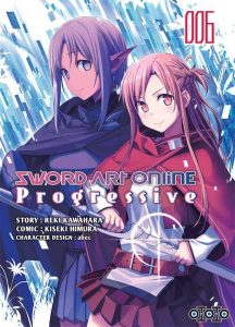 sword art online progressive 6 fr vf scan manga