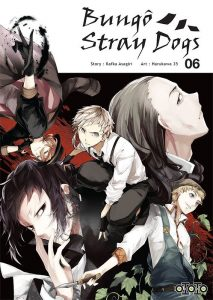 Bungo Stray Dogs 6-Jaq