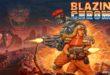Blazing-Chrome-The-Arcade-Crew-DotEmu-Run-n-Gun-Logo