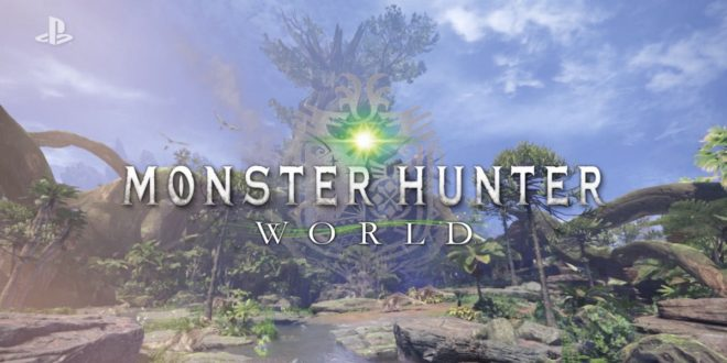 Monster-Hunter-World-PS4-Sony-Capcom-Logo