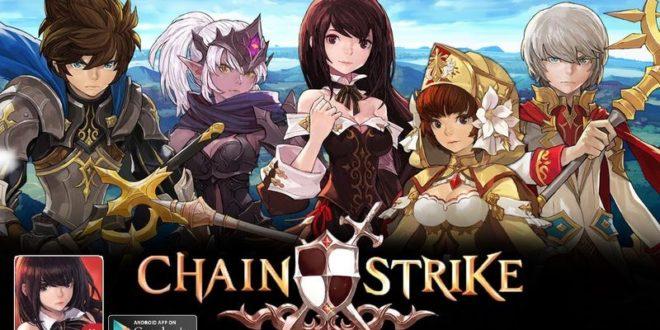 Chain Strike débarque sur Androïd