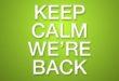keep-calm-were-back-retour