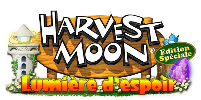 Harvest Moon arrive sur Switch