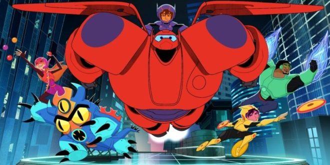 les-nouveaux-héros-baymax-série-video-disneyXD