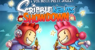 scribblenaut showdown