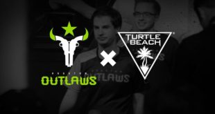 Les Houston Outlaws s'associe à Turtle Beach