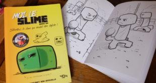Moi, le Slime, l'avis de Roman, 8 ans