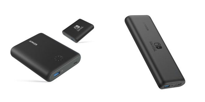Switch – Arrivée de batteries de secours