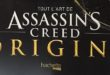 Livre – Tout l'Art d'Assassin's Creed Origins