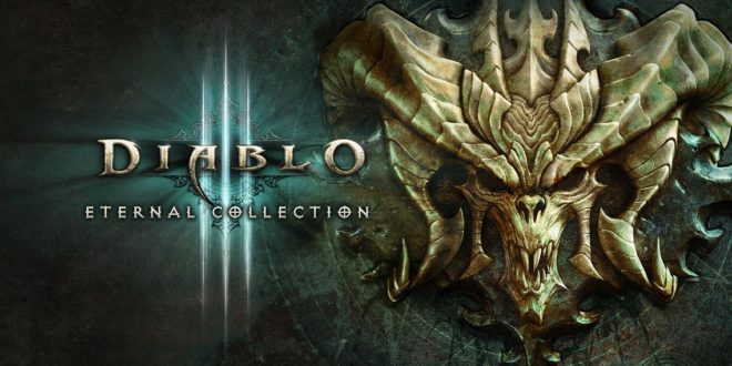 Diablo III arrive sur Switch
