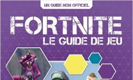 Fortnite Le Guide De Jeu L Avis De Roman 8 Ans Coin
