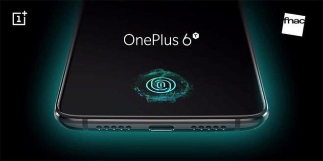 OnePlus – Le 6T arrive bientôt