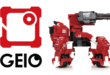 Découvrez Geio, le robot de combat