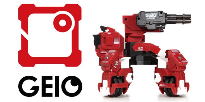 GEIO-GJS-Robot