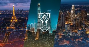 League of Legends – Les championnats du monde 2019 à Paris