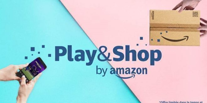 Amazon lance Play & Shop
