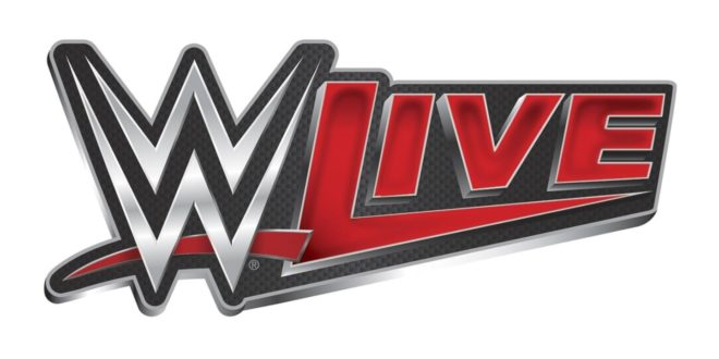 WWE Live Event de Paris – On y était
