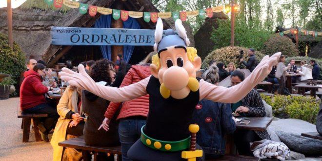 Parc Astérix – Ils donnent vie au mythique banquet gaulois !