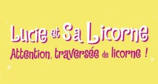 Lucie-et-sa-Licorne-Tome-5-Attention-Traversee-de-Licorne-Dana-Simpson-404-Editions-Titre