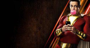 Shazam-DC-Comics-Warner-Bros-Affiche