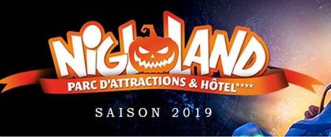 Nigloland se prépare pour le rendez-vous incontournable de la saison : Nigloween !