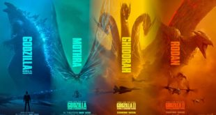 Godzilla-2-King-of-Monsters-Warner-Bros-Legendary-Pictures-Affiche