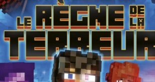 BD – Le Règne de la Terreur – Minecraft
