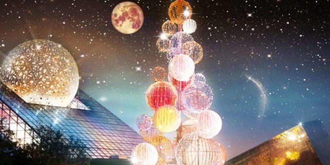 Fêtez Noël au Futuroscope