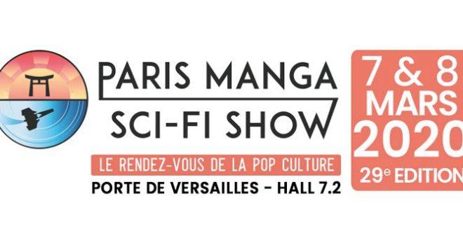 Paris Manga & Sci-Fi Show de retour en mars 2020