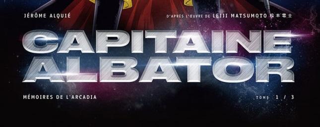 BD – Capitaine Albator, Mémoire de l'Arcadia – Tome 1