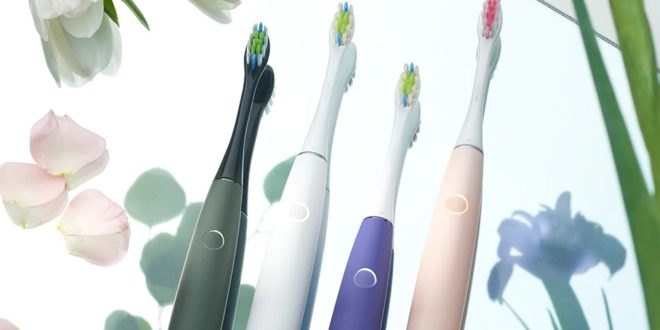 Oclean Air 2 – Notre avis, les dents blanches et propres