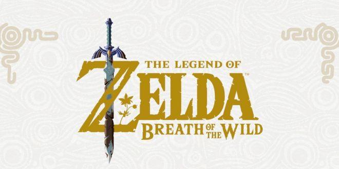 The-Legend-of-Zelda-Breath-of-the-Wild-Création-un-Prodige-Soleil-Manga-Logo