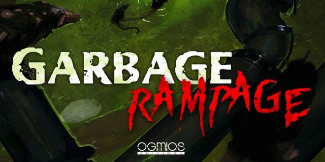 Roman –  Garbage Rampage, notre avis pour un public averti