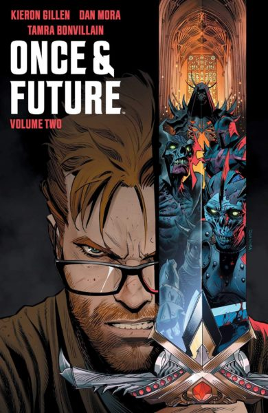 Once-Future-T02-Delcourt-Comics-Couv