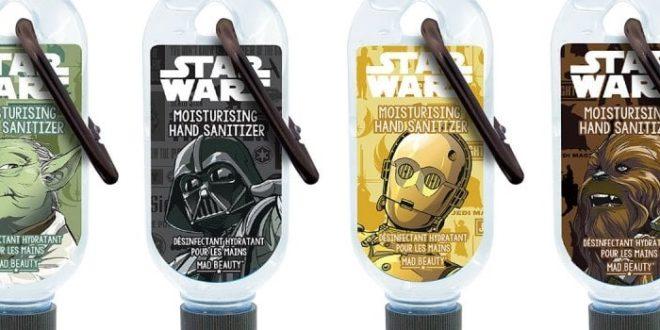 Mad Beauty – Star Wars dans ta salle de bain (et dans ton sac aussi…)
